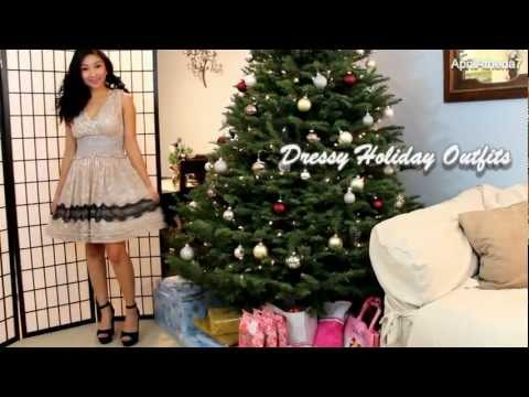 Holiday Fashion, 8 Holiday Outfis Casual and Dressy (Shoemint, Free People, Forever21, Stylemint)
