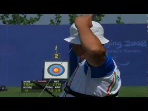 London 2012 - Paralympic Archery