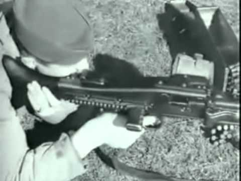 German Weapons Part 4 - MG42