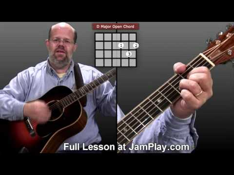 Joy to the World Video Guitar Lesson