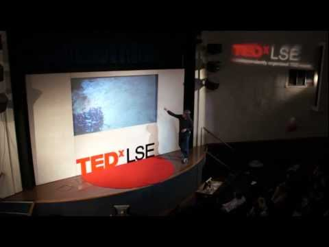 TEDxLSE - Marc Koska - Making a Big Point!