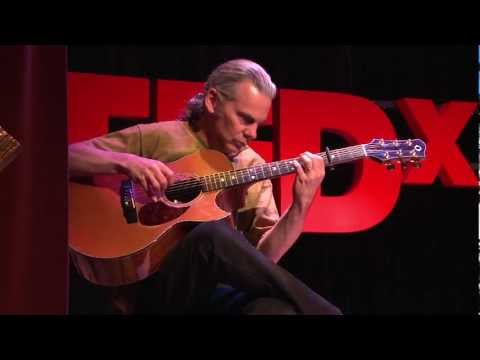 TEDx Front Range - Dave Beegle/Belly Belles - Music and Dance