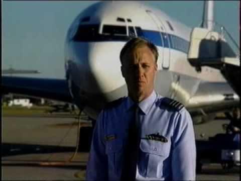 1996 Boeing 707 Video