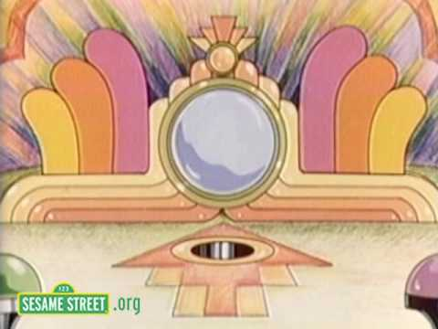 Sesame Street: Pinball Number 4
