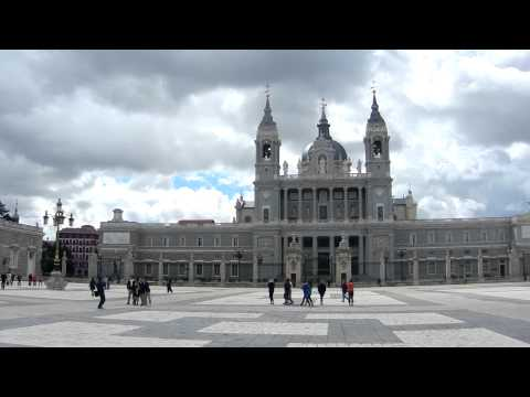 Pondering the Societal Big Four at Madrid's Royal Palace