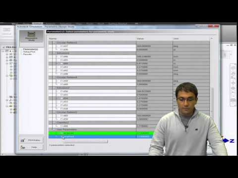 Autodesk Labs: Project Hydra for Simulation Mechanical / Multiphysics - Optimization
