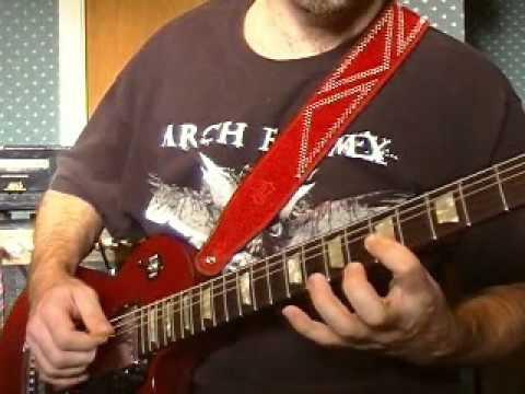 BobbyCrispy's Original Electric/Acoustic Guitar Solo