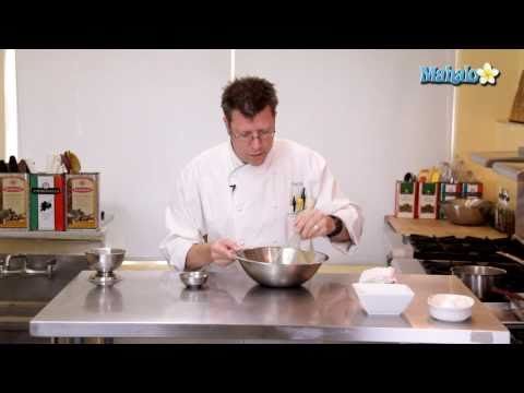 How to Make Creme Anglaise with Port