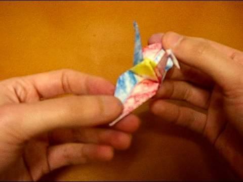 origami FREE bird