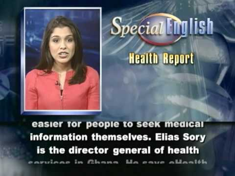VOA Learning English - Health Report # 393