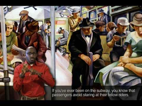 Art Signs - Subway