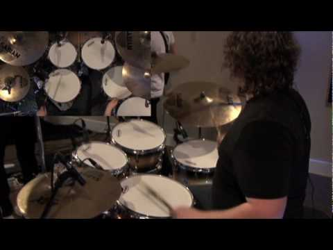 "YUCA ""Maybe We'll Riot"" Featuring Dave Atkinson On Drums"