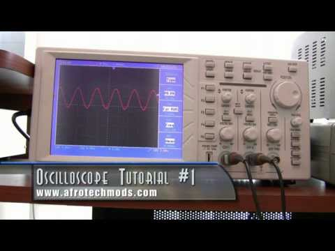 Oscilloscope Tutorial Part 1 - Choosing an oscilloscope