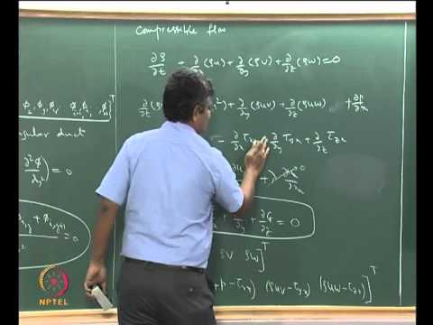 Mod-04 Lec-16 Template for the generic scalar transport equation and its extension to the solution