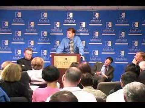 "Reframing the ""Global War on Terror"" -- Clemons' Remarks"
