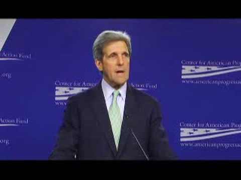 Sen. John Kerry: A New Approach to Fighting Terrorism