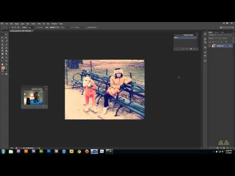 Use Your Web Cam As a Mouse In Photoshop CS6 Beta