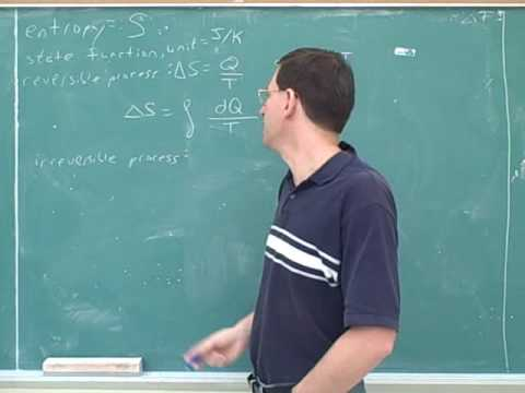 Entropy and Second Law of Thermodynamics (2)