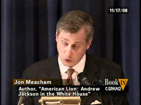 Saylor HIST312: American Lion: Andrew Jackson in the White House