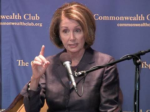 $1.3 Trillion Saved? Nancy Pelosi on Healthcare and US Debt
