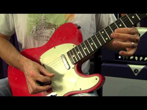 Pink Floyd Inspired Blues Licks David Gilmour style guitar lesson