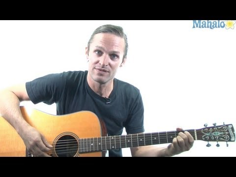 "How to Play ""(Marie's The Name) His Latest Flame"" by Elvis Presley on Guitar (Practice Cover)"