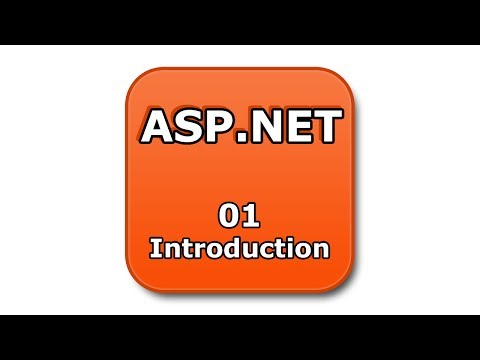 ASP.NET Tutorial - 01 - Introduction to ASP.NET