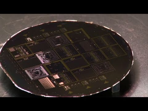 NASA | MicroSpec: Revolutionary Instrument on a Chip