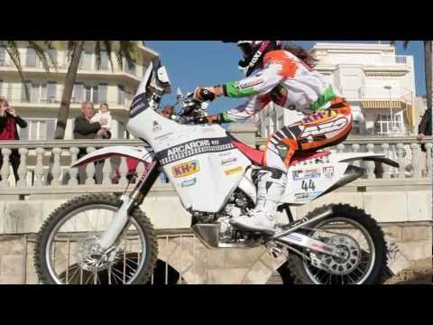 The Coolest Stuff on the Planet- The Dakar Rally