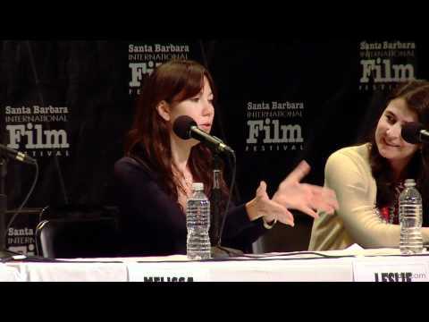 2012 Santa Barbara International Film Festival Women's Panel: Leslie Urdang | lynda.com