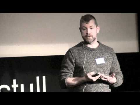 TEDxHornstull - John Higson - Sustainable Empowerment Platforms