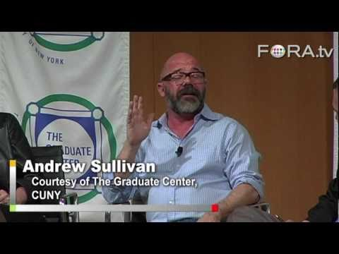The Good Ol' Days of Journalism? - Andrew Sullivan