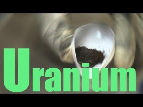 New Uranium Bond - Periodic Table of Videos
