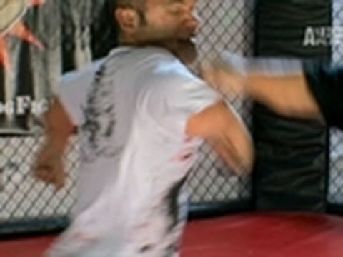 Pit Boss- Sebastian & Ron MMA Fight