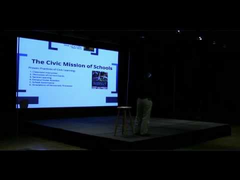 TEDxHendrixCollege - Nick Troiano - Politics and the Common Good