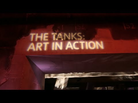 The Tanks: Opening Party with Adrian Searle