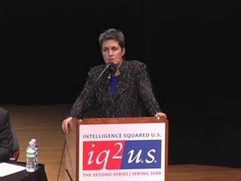 World Police Debate: Ellen Laipson (3 of 14)
