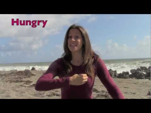 Beginner Sign Language #9 (by Patty Shukla)