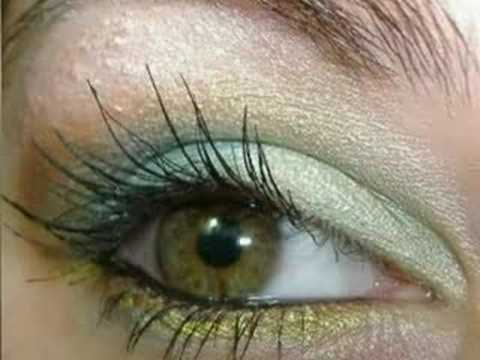 EYE SHADOW MAKE UP TUTORIAL for all eye colors