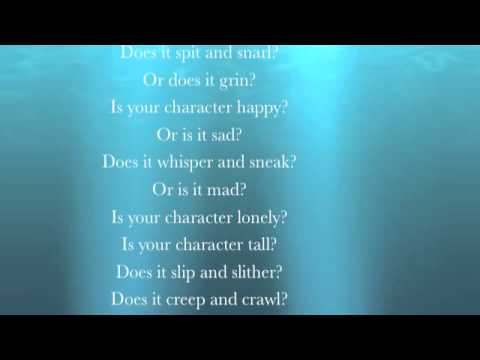 Character Poem by Roger Hurn