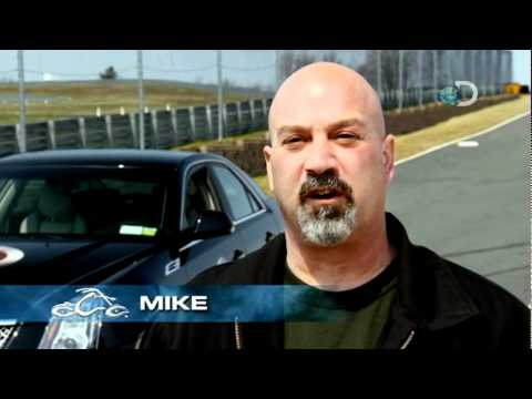 American Chopper- CTS-V Time Trial