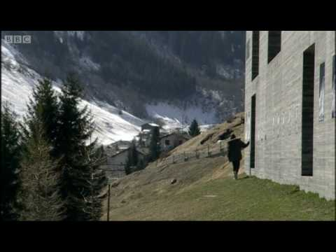 Bath and Swiss Alps spas - Dreamspaces - BBC