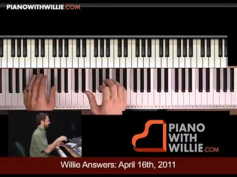 Willie Answers 8: Reggae Grooves Part 2
