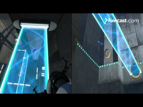 Portal 2 Co-op Walkthrough / Course 3 - Part 1 - Room 01/08