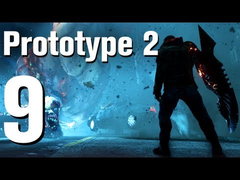 Prototype 2 Walkthrough Part 9 - Project Long Shadow [No Commentary / HD / Xbox 360]