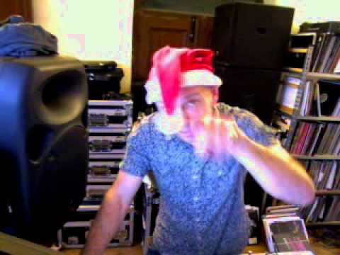 Say Happy Christmas in a video response webcam video December 25, 2011 05:47 AM