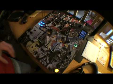 Trick with DJM-800 reverse loop video 1