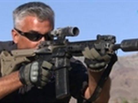 Silenced AR-15 | Sons of Guns