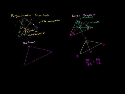 Review of Triangle Properties
