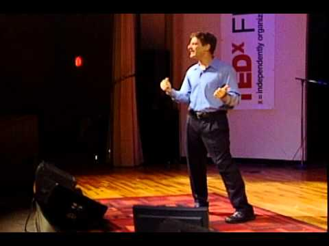 TEDxFlint - Peter Bregman - Living With Your Hands Off Your Ears